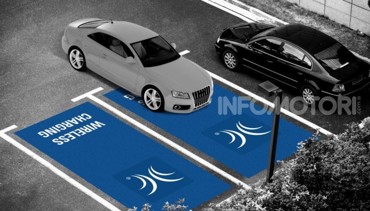 WiTricity wireless charging