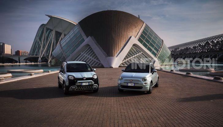 Fiat Panda Easy Hybrid: linee morbide, tanto spazio e poche emissioni - Foto 16 di 16