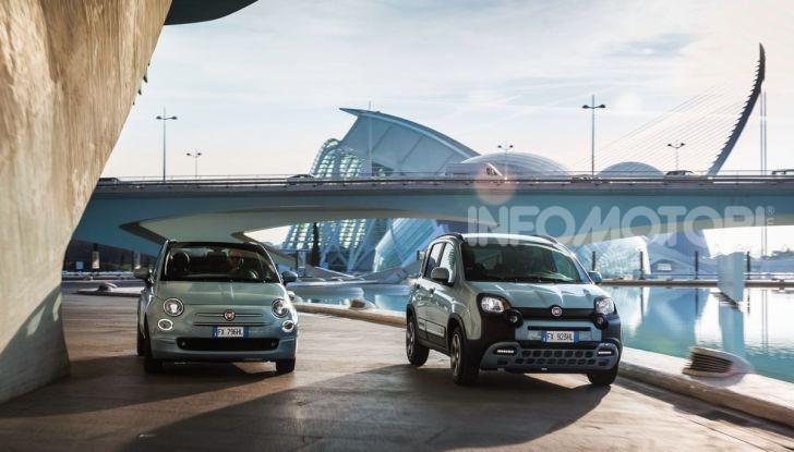 Fiat Panda Easy Hybrid: linee morbide, tanto spazio e poche emissioni - Foto 15 di 16