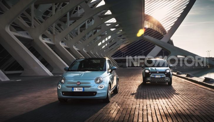 Fiat 500 Hybrid: l'ibrida debutta il 10 gennaio a 10.900 euro - Foto 19 di 21