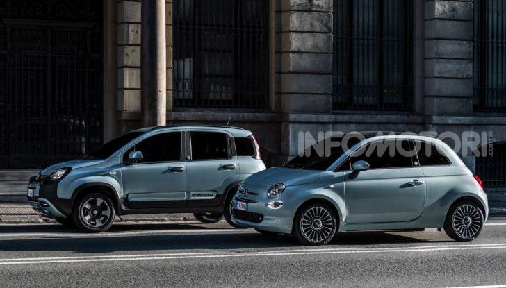 Fiat 500 Hybrid: l'ibrida debutta il 10 gennaio a 10.900 euro - Foto 17 di 21