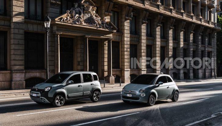 Fiat 500 Hybrid: l'ibrida debutta il 10 gennaio a 10.900 euro - Foto 16 di 21