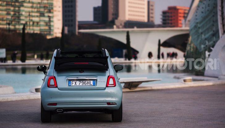 Fiat 500 Hybrid: l'ibrida debutta il 10 gennaio a 10.900 euro - Foto 2 di 21
