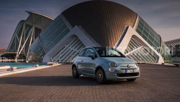 Fiat 500 Hybrid: l'ibrida debutta il 10 gennaio a 10.900 euro - Foto 1 di 21
