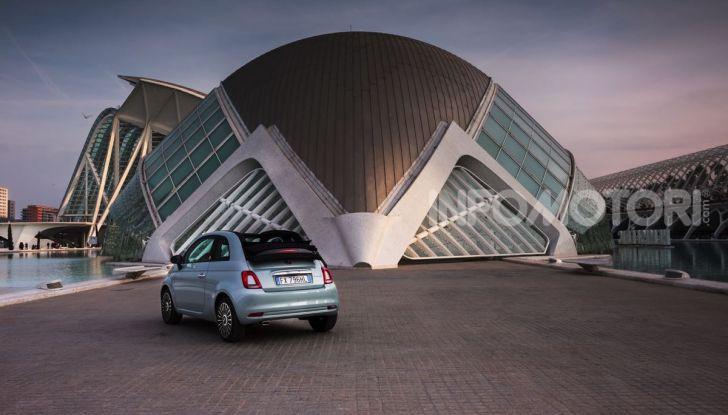 Fiat 500 Hybrid: l'ibrida debutta il 10 gennaio a 10.900 euro - Foto 8 di 21