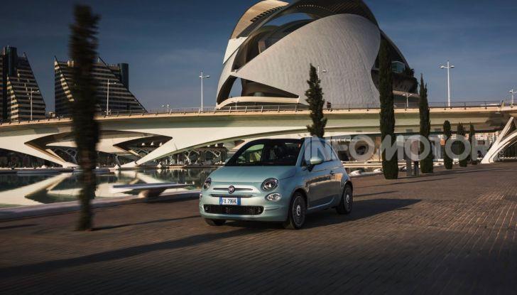 Fiat 500 Hybrid: l'ibrida debutta il 10 gennaio a 10.900 euro - Foto 7 di 21