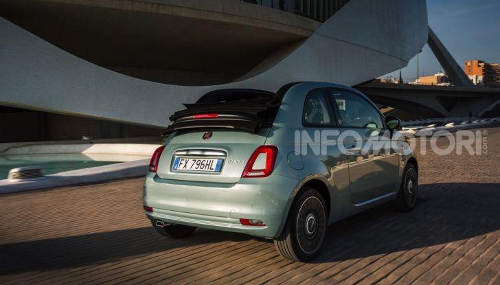 Fiat 500 Hybrid: l'ibrida debutta il 10 gennaio a 10.900 euro - Foto 6 di 21