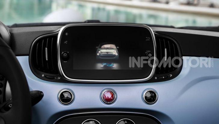 Fiat 500 Hybrid: l'ibrida debutta il 10 gennaio a 10.900 euro - Foto 12 di 21