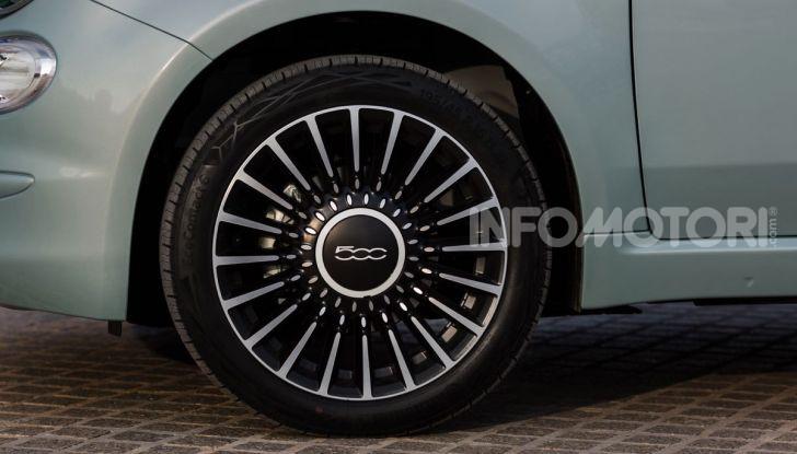 Fiat 500 Hybrid: l'ibrida debutta il 10 gennaio a 10.900 euro - Foto 4 di 21