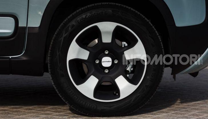 Fiat Panda Easy Hybrid: linee morbide, tanto spazio e poche emissioni - Foto 7 di 16