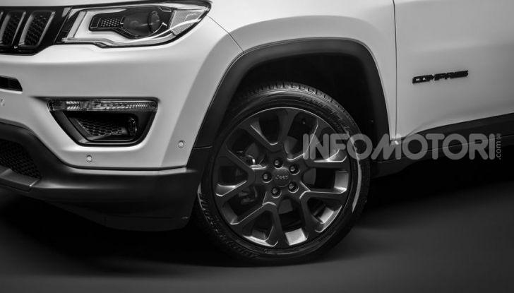"""Jeep Renegade e Compass ibride plug-in 4xe """"First Edition"""" - Foto 10 di 19"""