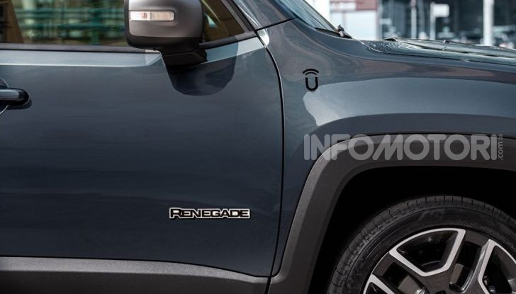 "Jeep Renegade e Compass ibride plug-in 4xe ""First Edition"" - Foto 14 di 19"