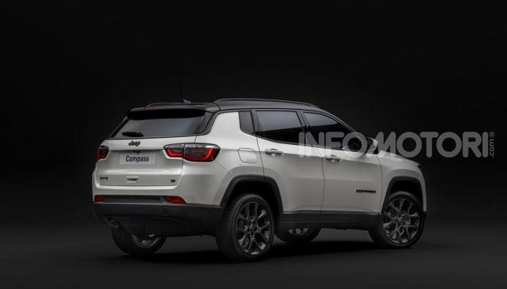 "Jeep Renegade e Compass ibride plug-in 4xe ""First Edition"" - Foto 13 di 19"