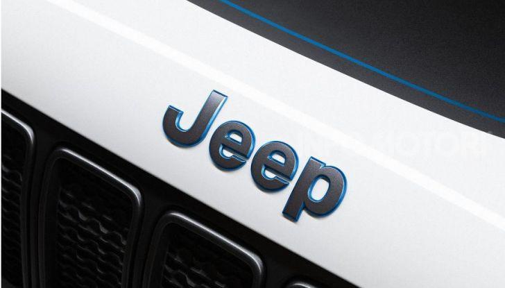 """Jeep Renegade e Compass ibride plug-in 4xe """"First Edition"""" - Foto 17 di 19"""