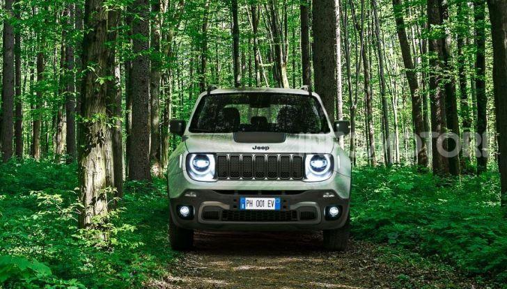 """Jeep Renegade e Compass ibride plug-in 4xe """"First Edition"""" - Foto 2 di 19"""