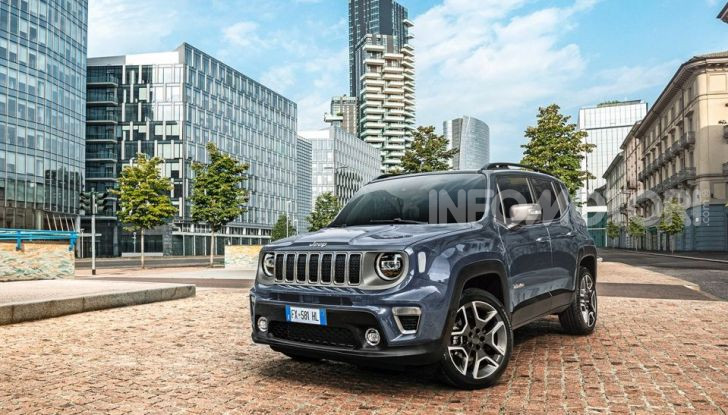 "Jeep Renegade e Compass ibride plug-in 4xe ""First Edition"" - Foto 3 di 19"