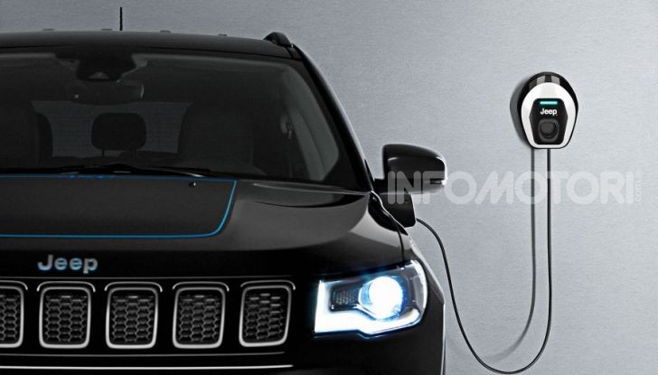 """Jeep Renegade e Compass ibride plug-in 4xe """"First Edition"""" - Foto 6 di 19"""