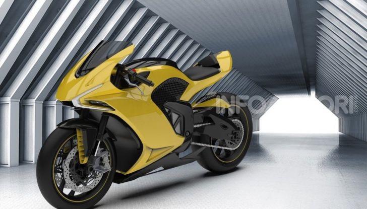 Damon Hypersport: la moto elettrica del futuro conquista il Ces 2020 - Foto 1 di 6