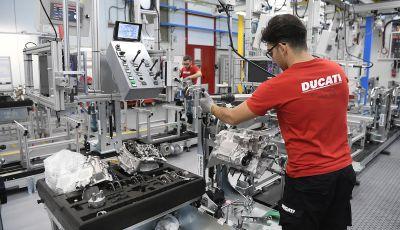 """Ducati vince il """"Top Employer Italia 2020″"""