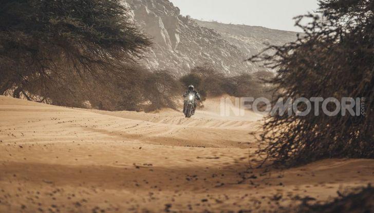 Nicola Dutto firma un'altra impresa all'Africa Eco Race 2020 - Foto 5 di 8