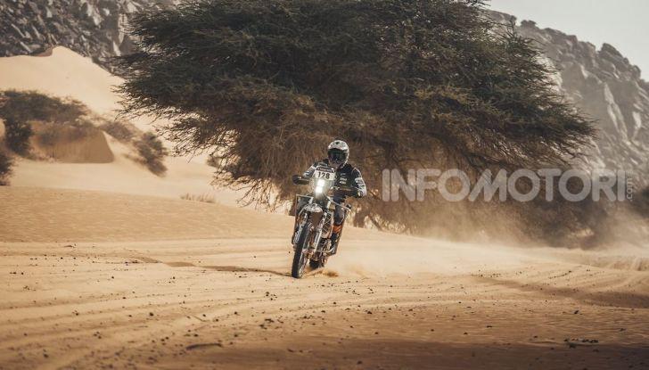 Nicola Dutto firma un'altra impresa all'Africa Eco Race 2020 - Foto 7 di 8