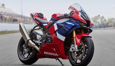Nuova Honda CBR1000RR-R Fireblade 2020: ufficializzato il listino prezzi