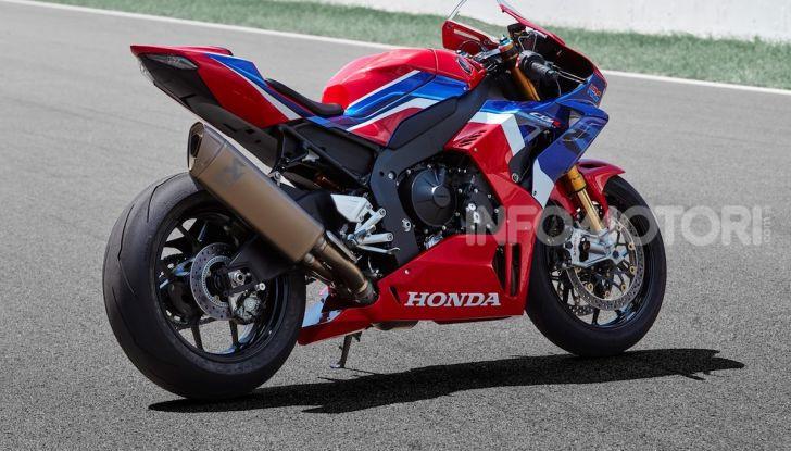 Nuova Honda CBR1000RR-R Fireblade 2020: ufficializzato il listino prezzi - Foto 2 di 7