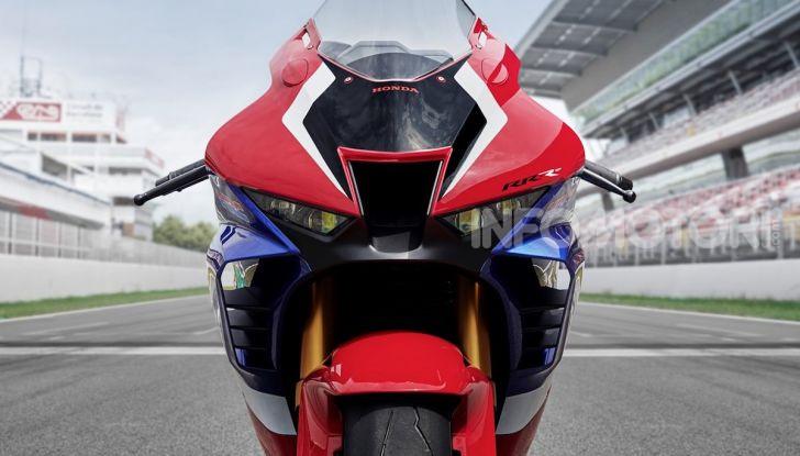 Nuova Honda CBR1000RR-R Fireblade 2020: ufficializzato il listino prezzi - Foto 3 di 7
