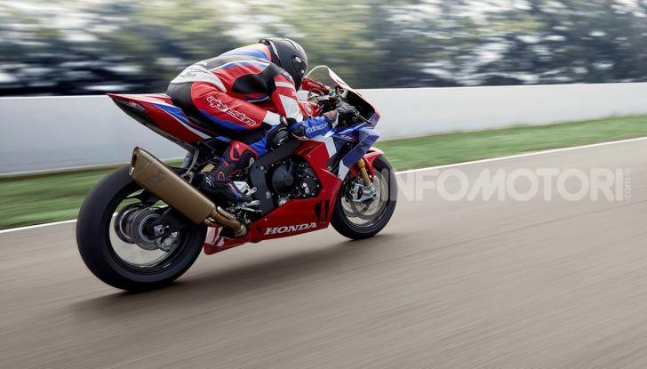 Nuova Honda CBR1000RR-R Fireblade 2020: ufficializzato il listino prezzi - Foto 6 di 7