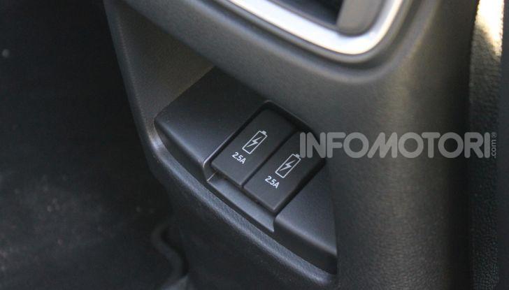 Prova nuovo Honda CR-V: il SUV compatto re dei consumi - Foto 13 di 30