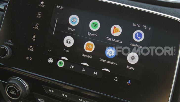 Prova nuovo Honda CR-V: il SUV compatto re dei consumi - Foto 17 di 30