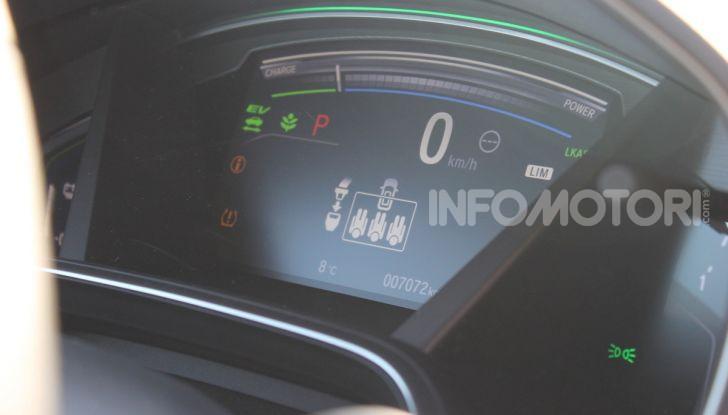 Prova nuovo Honda CR-V: il SUV compatto re dei consumi - Foto 19 di 30