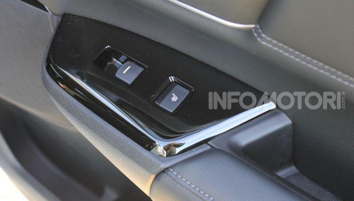 Prova nuovo Honda CR-V: il SUV compatto re dei consumi - Foto 23 di 30