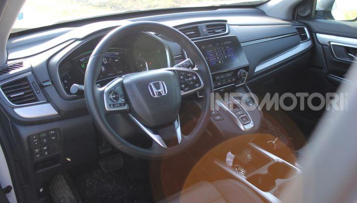 Prova nuovo Honda CR-V: il SUV compatto re dei consumi - Foto 24 di 30
