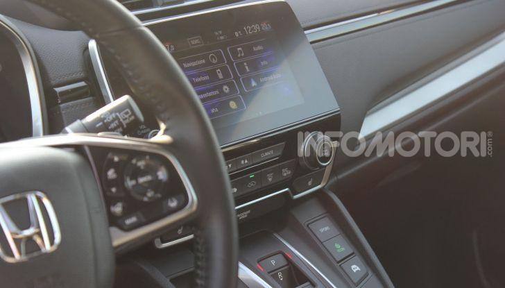 Prova nuovo Honda CR-V: il SUV compatto re dei consumi - Foto 27 di 30