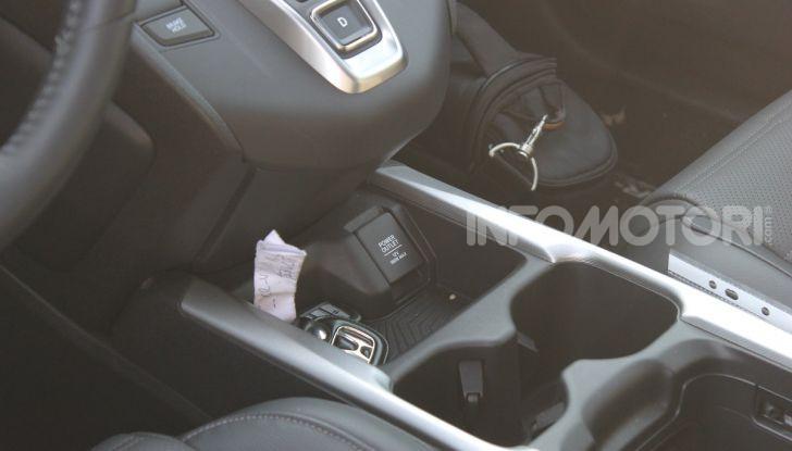 Prova nuovo Honda CR-V: il SUV compatto re dei consumi - Foto 28 di 30