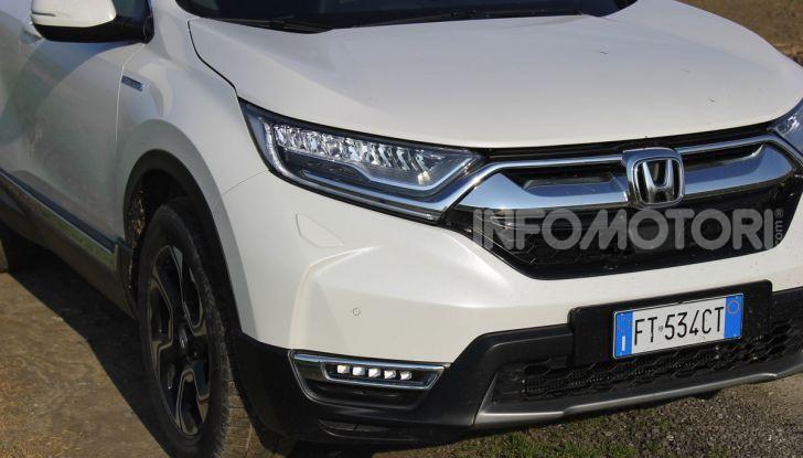 Prova nuovo Honda CR-V: il SUV compatto re dei consumi - Foto 3 di 30