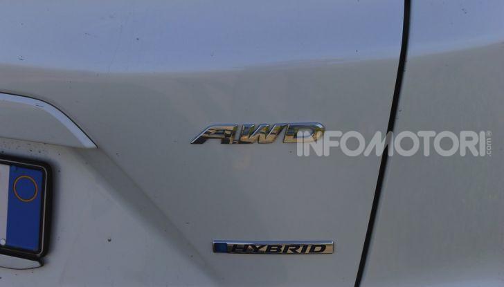 Prova nuovo Honda CR-V: il SUV compatto re dei consumi - Foto 7 di 30