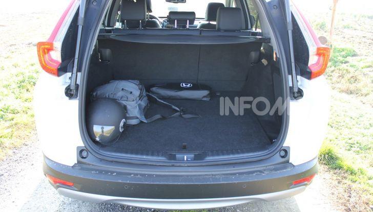 Prova nuovo Honda CR-V: il SUV compatto re dei consumi - Foto 9 di 30