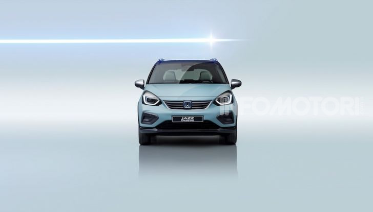 Honda Jazz 2020 ibrida: motori, prezzi e prestazioni - Foto 3 di 7