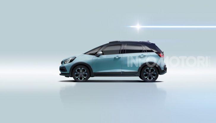 Honda Jazz 2020 ibrida: motori, prezzi e prestazioni - Foto 4 di 7
