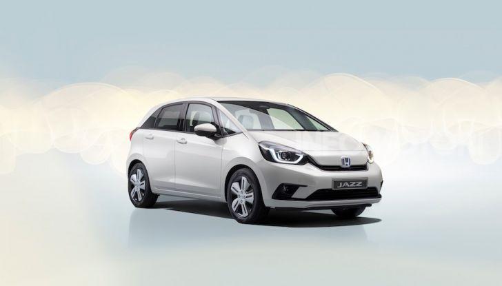 Honda Jazz 2020 ibrida: motori, prezzi e prestazioni - Foto 5 di 7