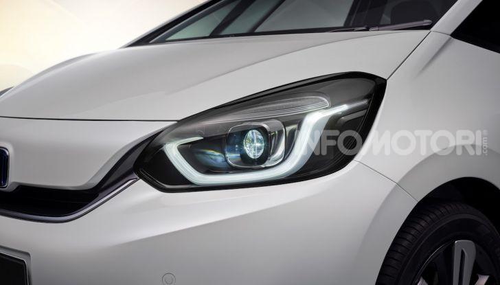 Honda Jazz 2020: la compatta giapponese è tutta nuova - Foto 6 di 7