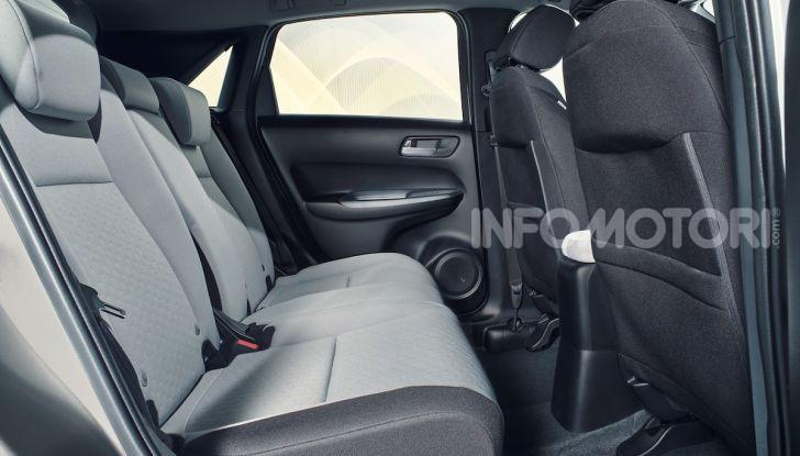 Honda Jazz 2020 ibrida: motori, prezzi e prestazioni - Foto 7 di 7
