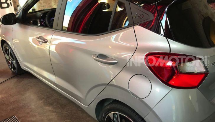 Nuova Hyundai i10 2020: la compatta coreana che pensa in grande - Foto 3 di 15