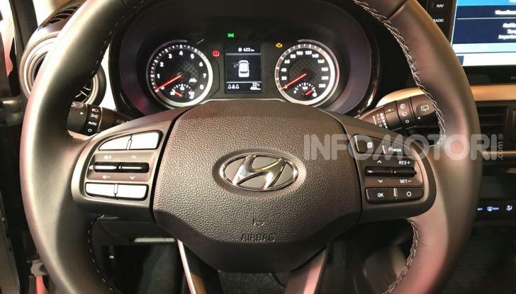 Nuova Hyundai i10 2020: la compatta coreana che pensa in grande - Foto 15 di 15