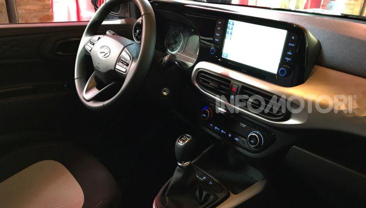 Nuova Hyundai i10 2020: la compatta coreana che pensa in grande - Foto 5 di 15