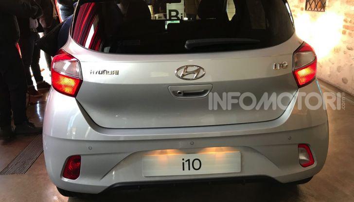 Nuova Hyundai i10 2020: la compatta coreana che pensa in grande - Foto 7 di 15