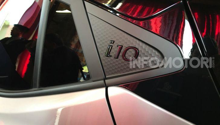 Nuova Hyundai i10 2020: la compatta coreana che pensa in grande - Foto 8 di 15