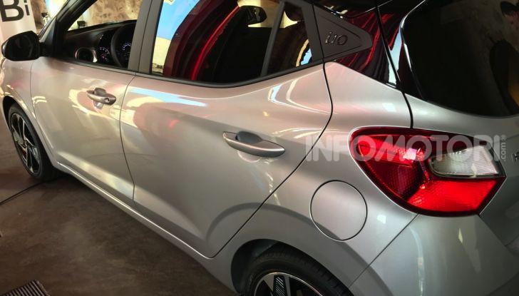 Nuova Hyundai i10 2020: la compatta coreana che pensa in grande - Foto 10 di 15